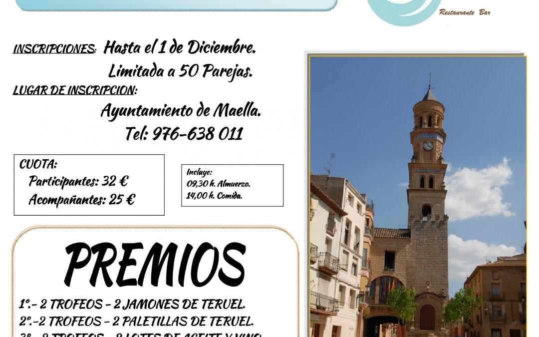 Campeonato de Butifarra «Villa de Maella»