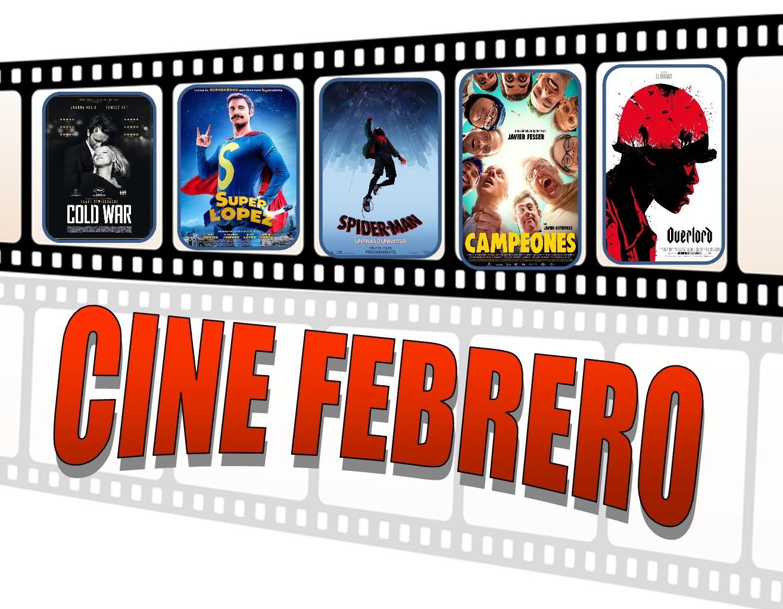 CINE FEBRERO