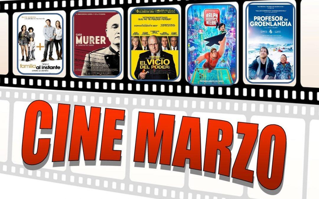 CINE MARZO