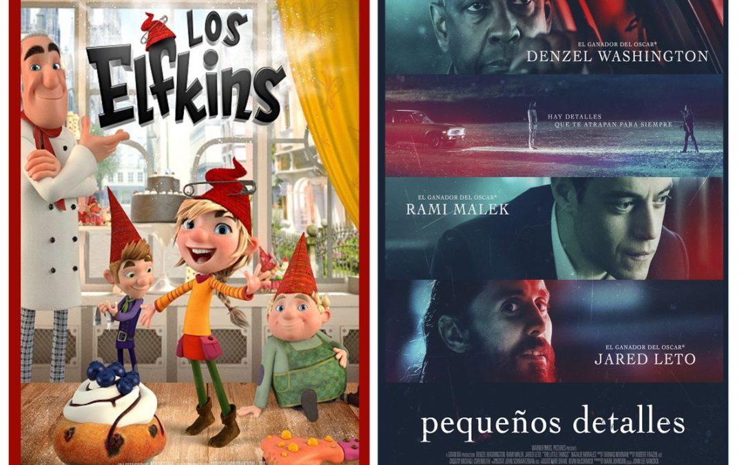 «LOS ELFKINS »  Y  «PEQUEÑOS DETALLES»