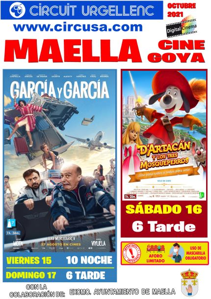 «GARCÍA Y GARCÍA»-«DARTACÁN Y LOS TRES MOSQUEPERROS»