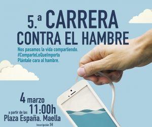 5ª CARRERA CONTRA EL HAMBRE