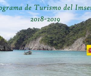 IMSERSO – PROGRAMA DE TERMALISMO Y PROGRAMA DE TURISMO